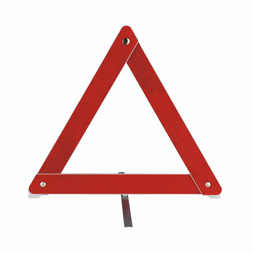 Car Emergency Road Safety Triangle Warning Sign
