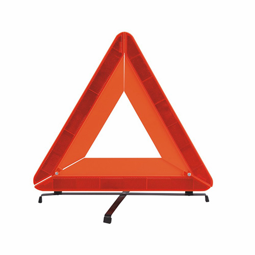 Bright LED Safety Triangle