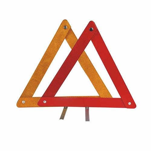 Emergency LED Warning Triangle