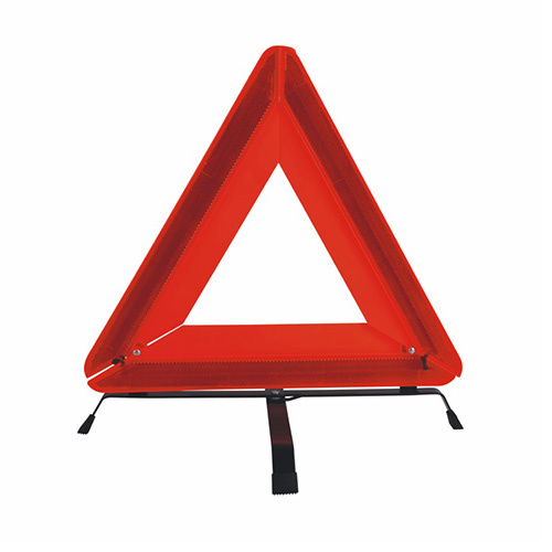 Warning Triangle With DOT