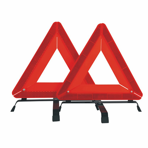 Warning Triangle With E-Mark Certificate