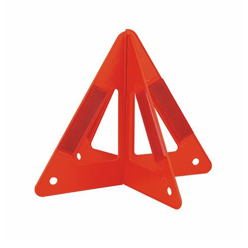 Reflecting Warning Triangle