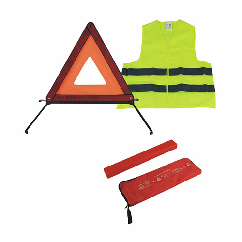 Auto Safety Road Assistance Kit