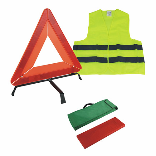 Car Emergency Roadside Kit
