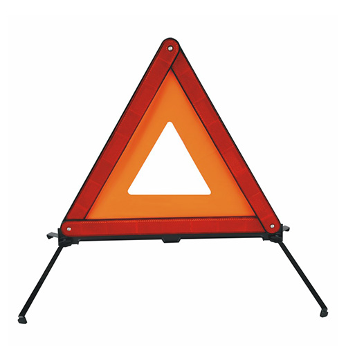 Led Lights Warning Triangle